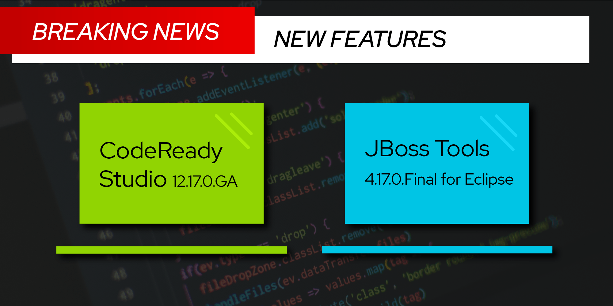 New features in Red Hat CodeReady Studio 12.17 GA and JBoss Tools 4.17.0 Final for Eclipse 2020-09
