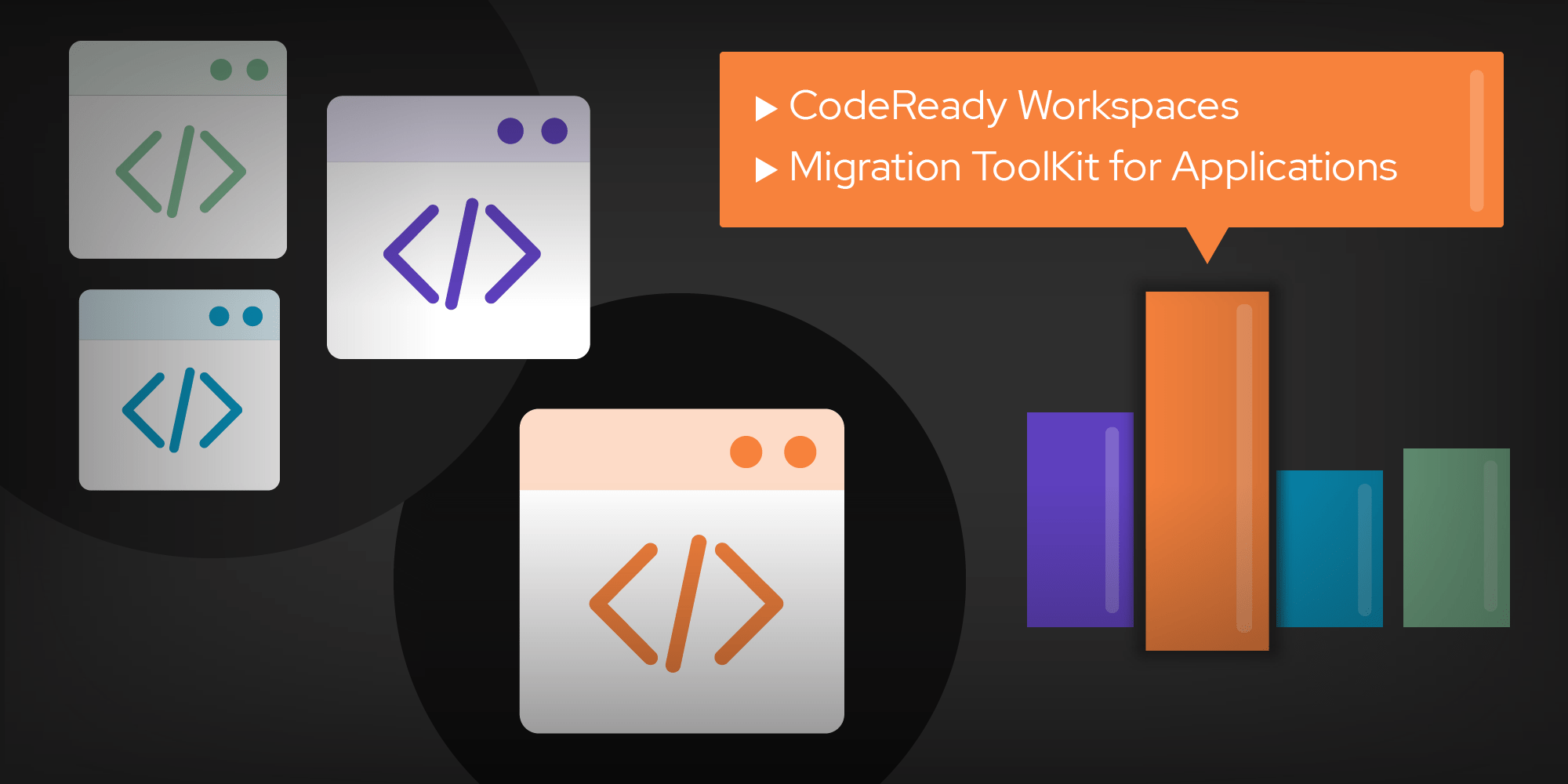 Analyze monolithic Java applications in multiple workspaces with Red Hat's migration toolkit for applications