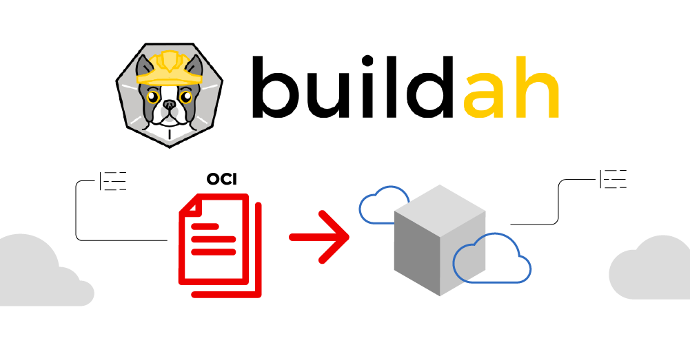 Getting started with Buildah