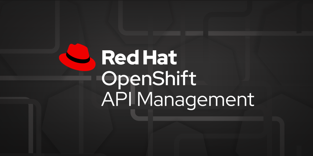 Installing Red Hat OpenShift API Management