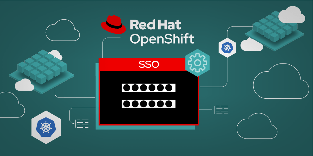 Integrate Red Hat Data Grid and Red Hat's single sign-on technology on Red Hat OpenShift