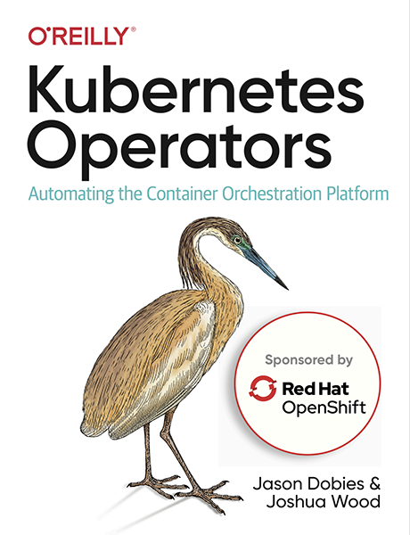 kubernetes operators cover