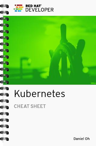 Kubernetes Cheat Sheet | Red Hat Developer