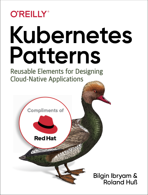 Kubernetes Patterns cover