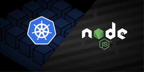 Node.js deployment to Kubernetes blog feature image
