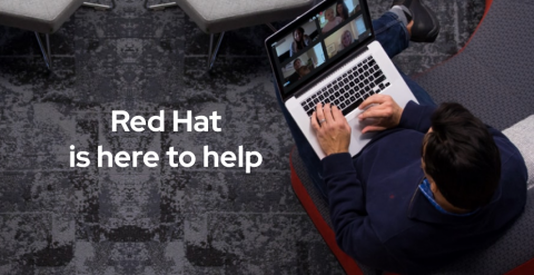 Red hat is here to help