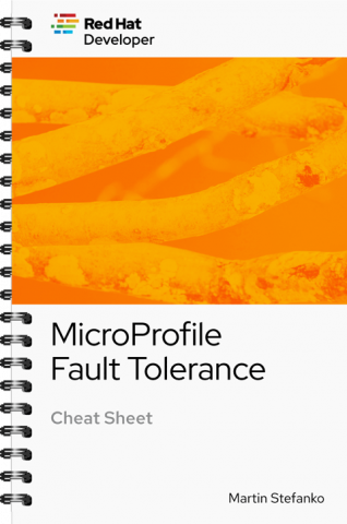 MicroProfile Fault Tolerance Cover