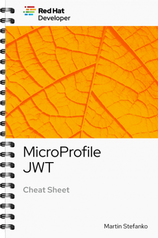MicroProfile JWT Cover
