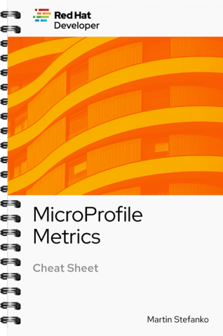 MicroProfile Metrics Cover