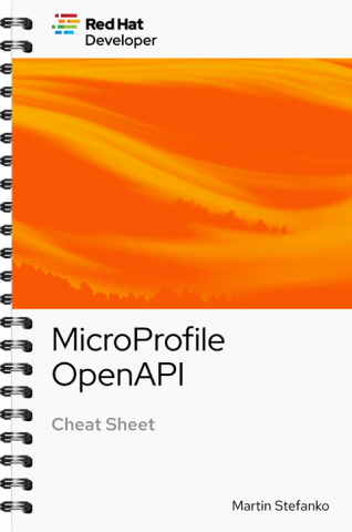 MicroProfile OpenAPI Cover