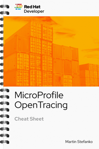 MicroProfile OpenTracing Cover