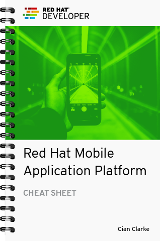 Mobile Application Platform Cheat Sheet Cover
