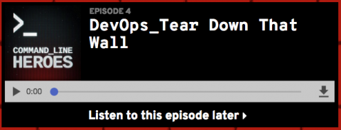 DevOps - Tear down that wall