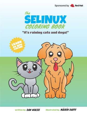 SELinux Coloring Book