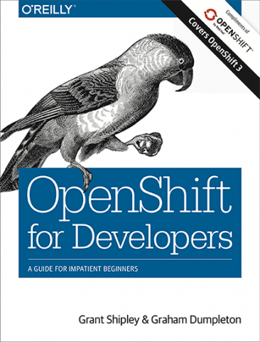 OpenShift for Developers Book