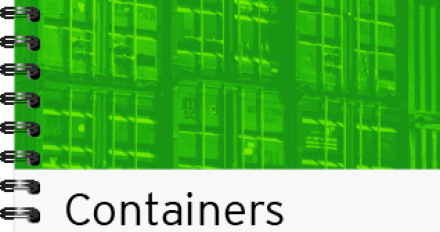 Containers Cheat Sheet Image