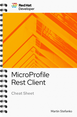 MicroProfile Rest Client Cover