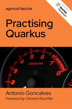 Practictising Quarkus book cover