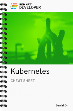 Kubernetes Cheat Sheet Cover