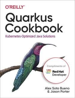 Quarkus Cookbook book cover