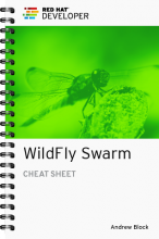 WildFly Swarm Cheat Sheet Cover