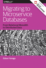 Yanaga microservice db ebook cover