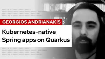 Kubernetes-native Spring apps on Quarkus | DevNation Live