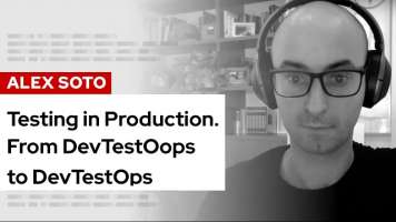 Testing in Production. From DevTestOops to DevTestOps. | DevNation Tech Talk