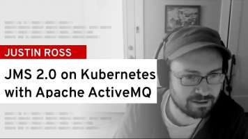 JMS 2.0 on Kubernetes with Apache ActiveMQ | DevNation Live