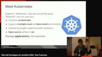Kubernetes for Java Developers (Edson Yanaga, Rafael Benevides)