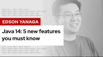 Java 14: 5 new features you must know | DevNation Tech Talk